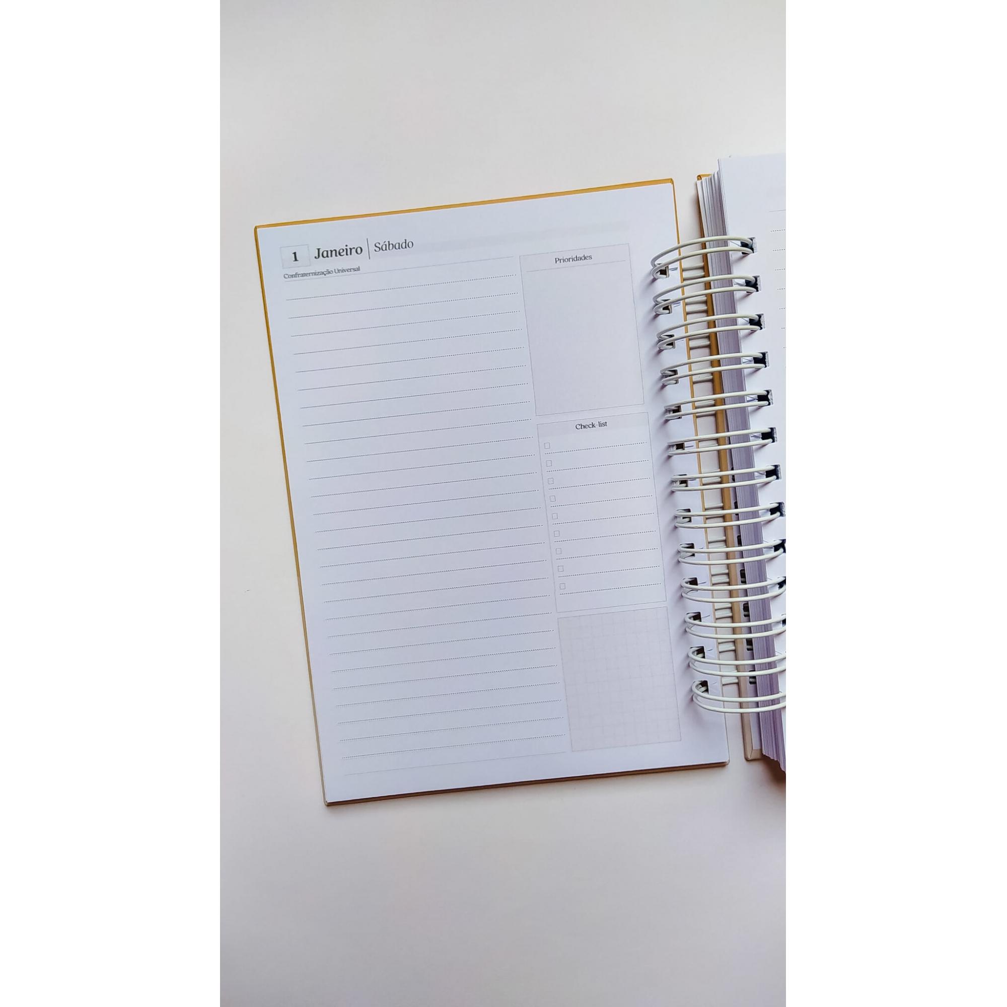 Agenda 2022 - Coleção Profissões