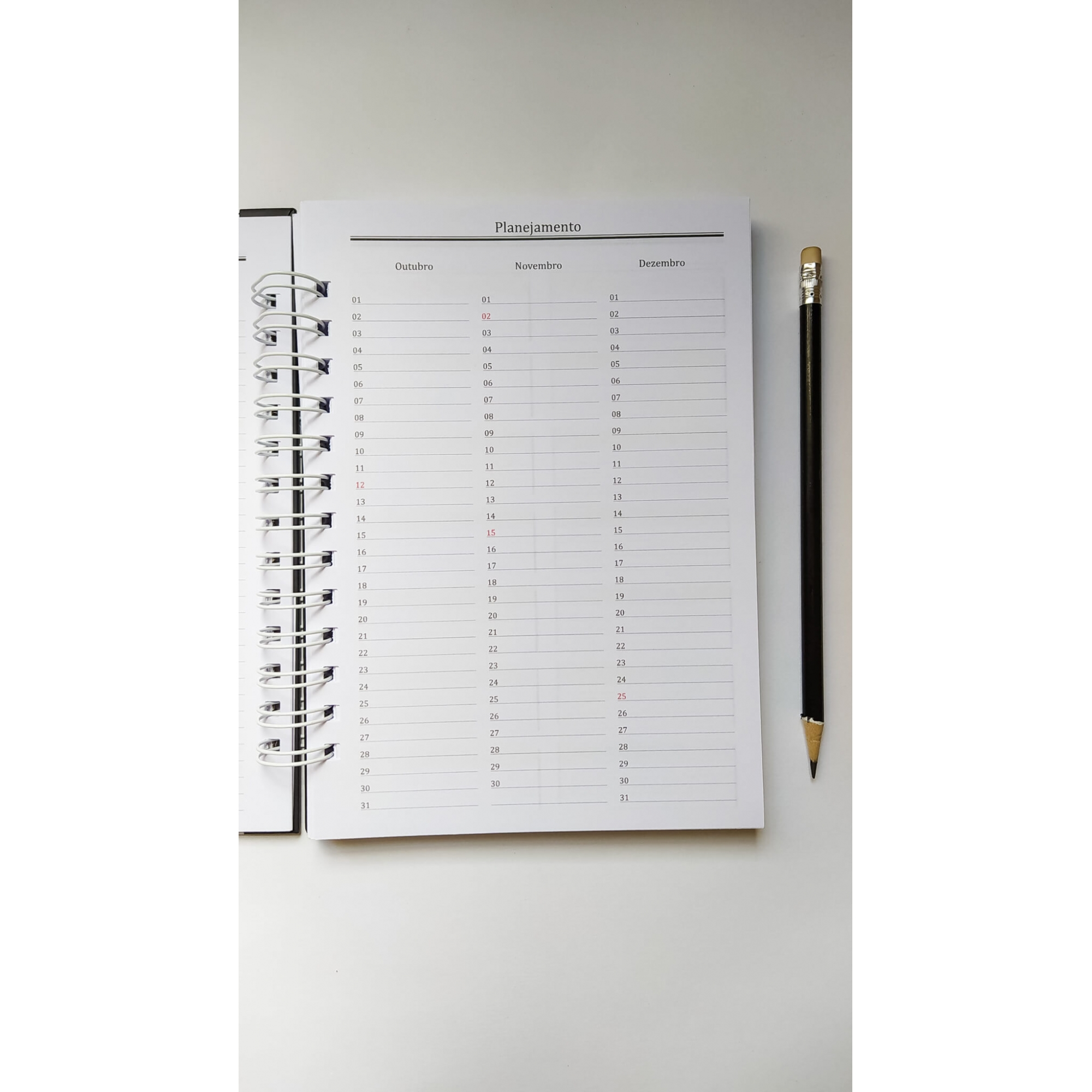 Agenda Office 2022