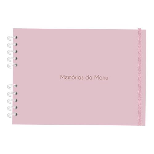 Álbum de Memórias Personalizado