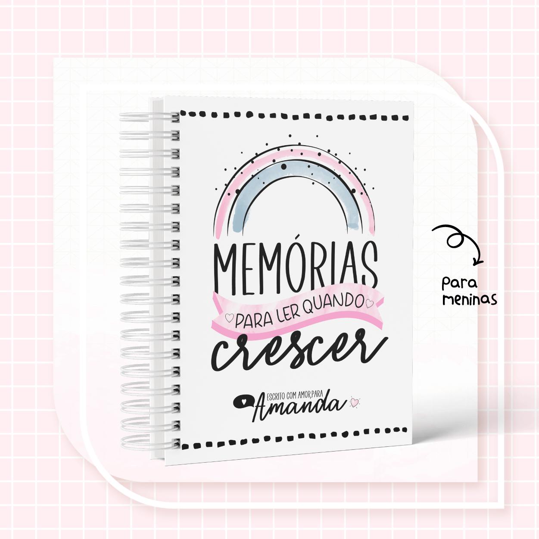 Caderno de Memórias - Menina