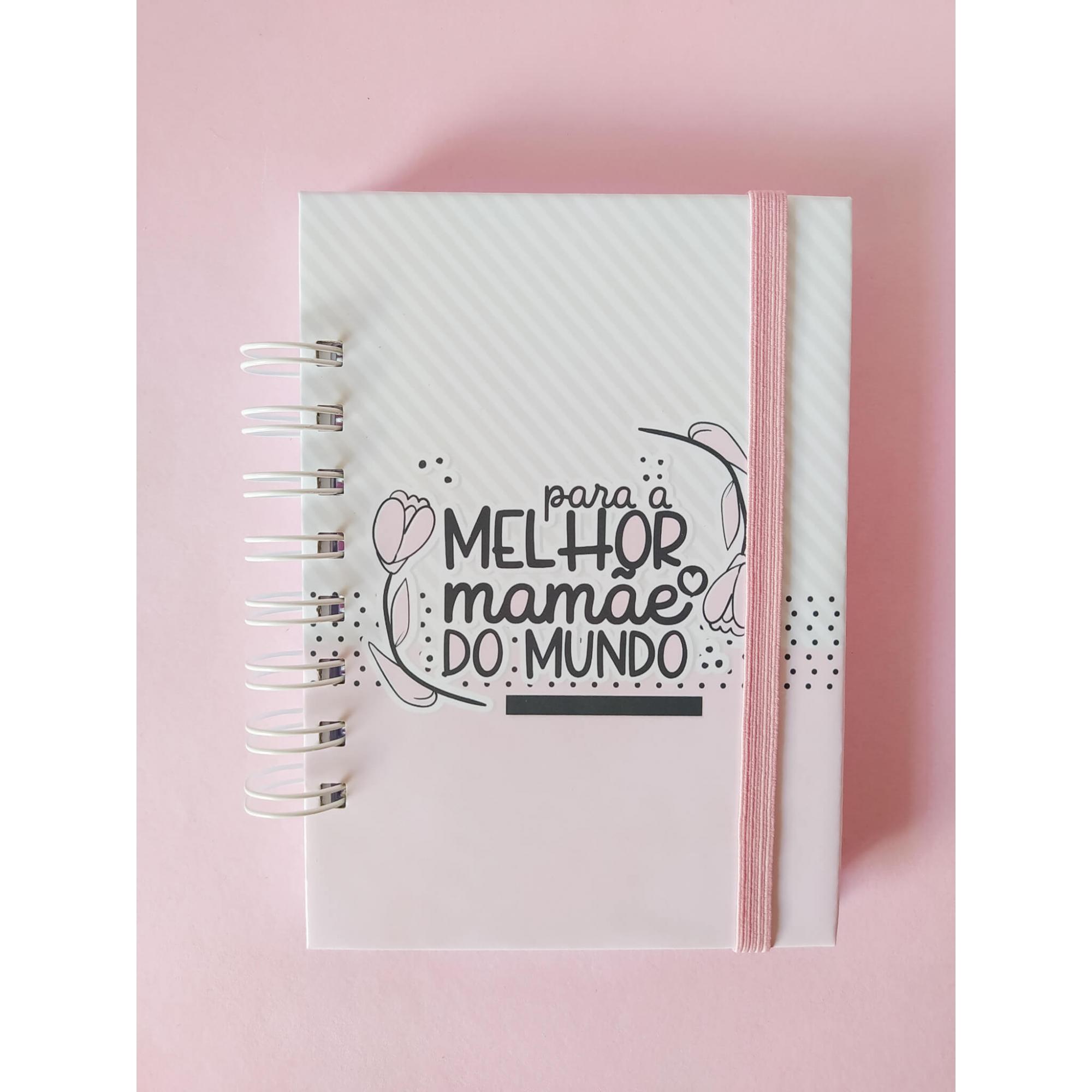 Caderno Pequeno A6