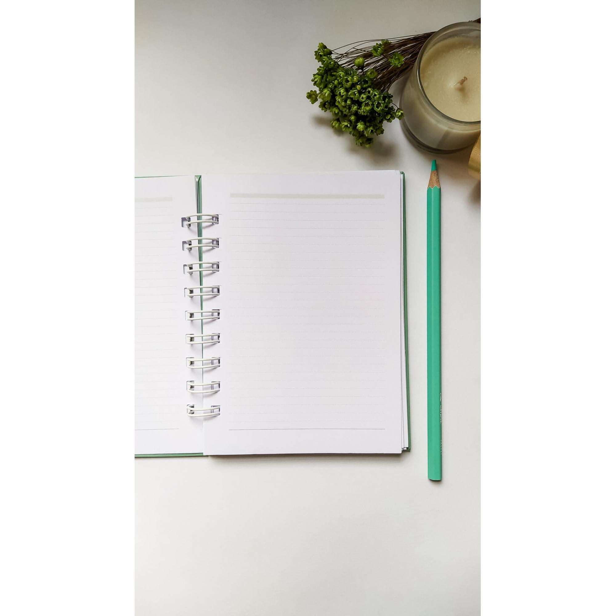 Caderno Pequeno (A6)