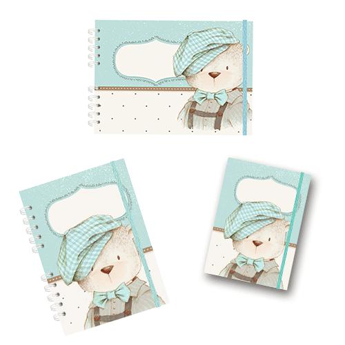 Kit do bebê - Menino Coleção 2.0