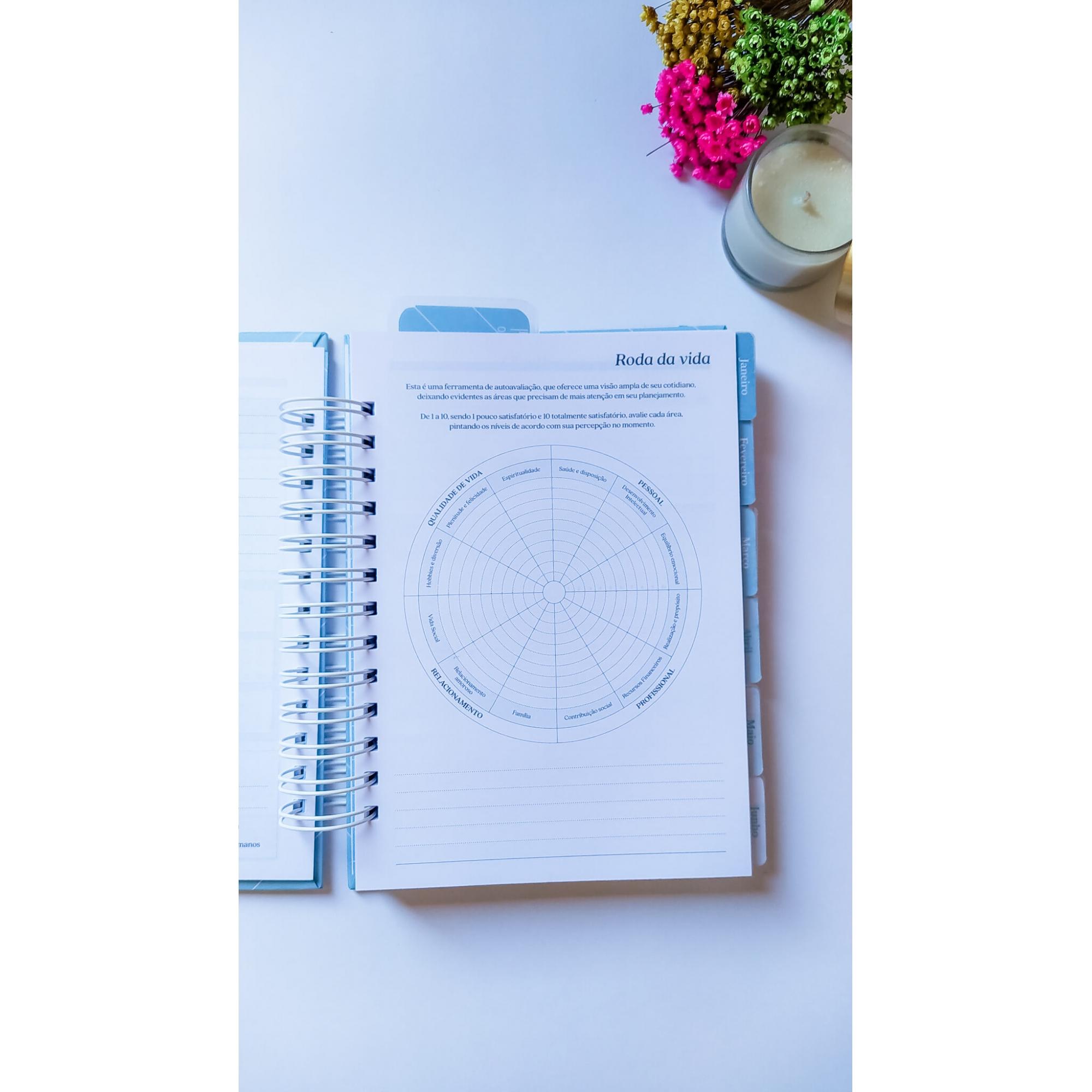 Planner 2022 - Coleção Profissões