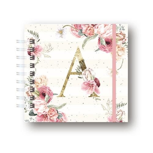 Planner Pocket - Coleção Alfabeto