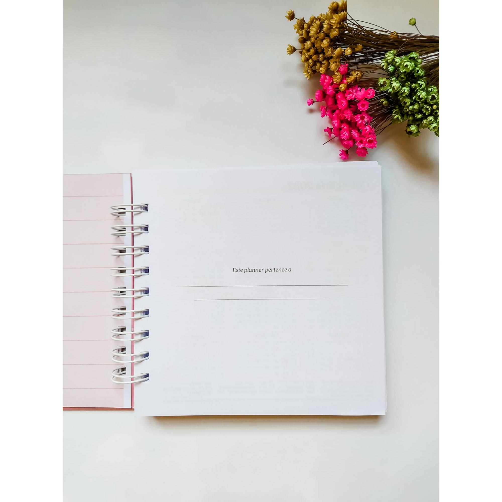 Planner Pocket - Coleção Fofa