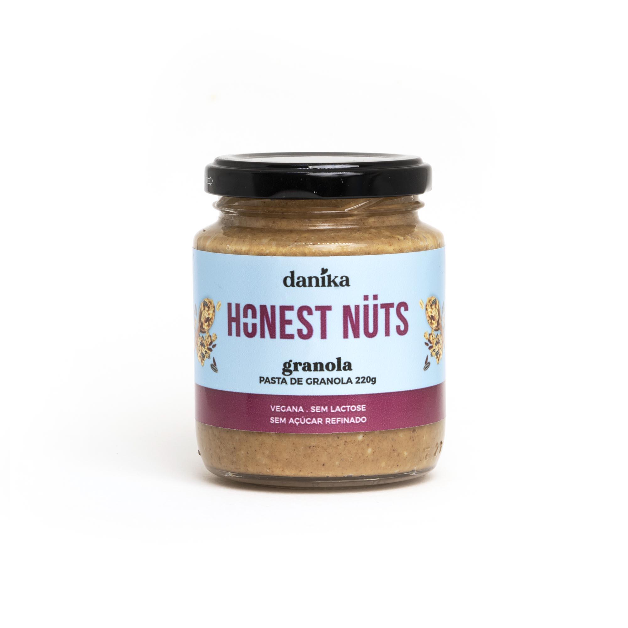 HN Granola  - Honest Nuts
