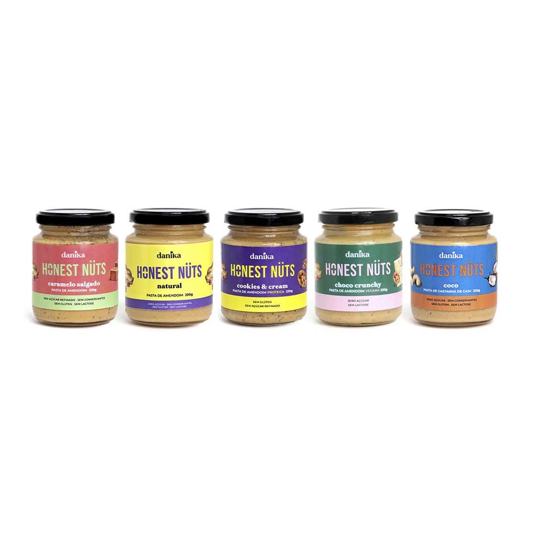 Kit Mini   - Honest Nuts