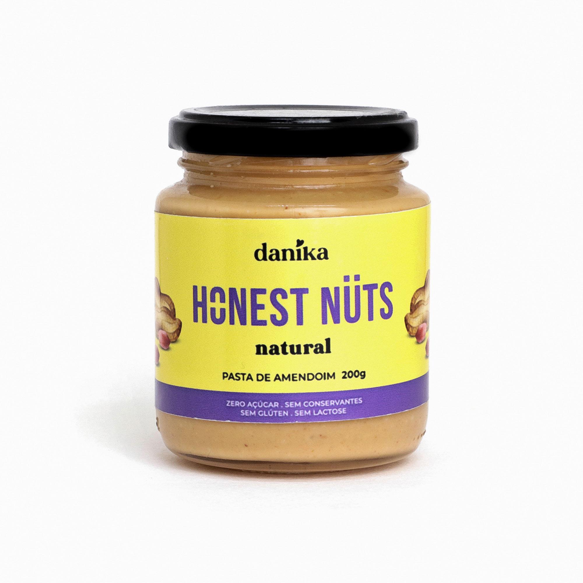 Natural (220g)  - Honest Nuts