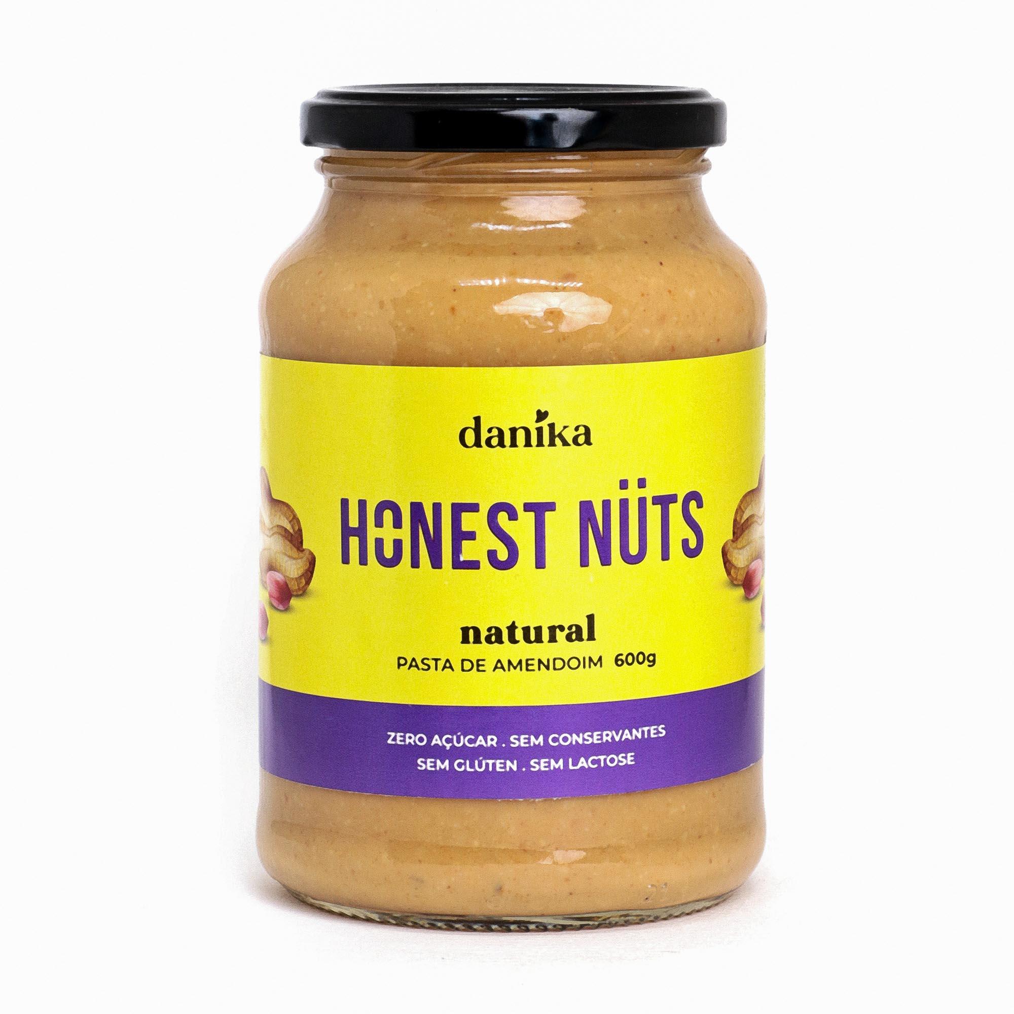 Natural (600g)  - Honest Nuts