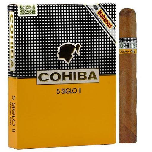 COHIBA SIGLO II