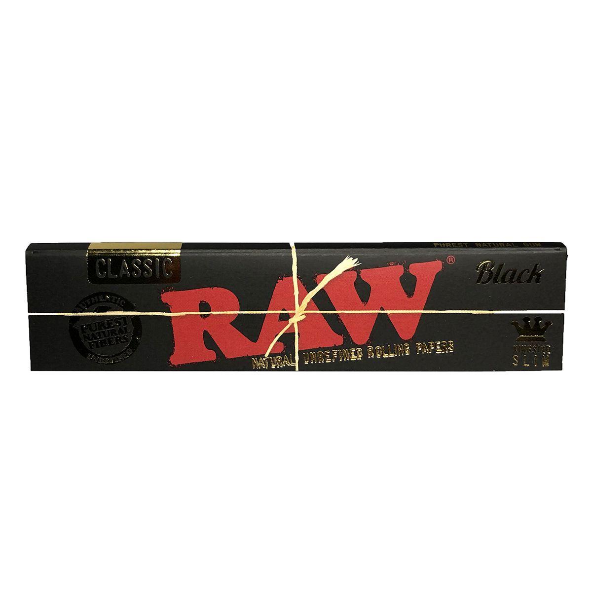 SEDA - RAW BLACK CLASSIC