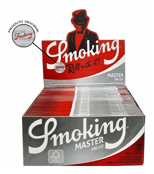 SMOKING MASTER KS