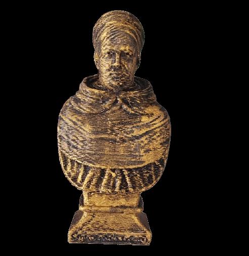 Busto Santo Tomás - 12 cm