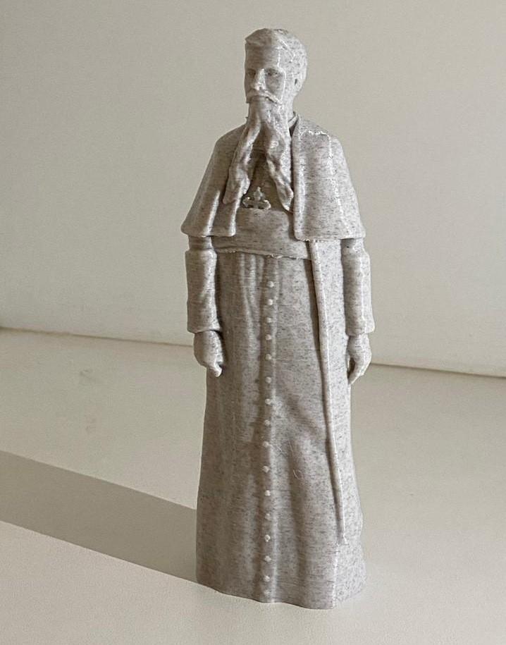 Imagem - Pe. Júlio Maria de Lombaerde - 20 cm