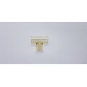 Conector em T para Manovacuômetro - Homed