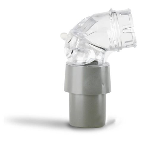 Conector Cotovelo Máscara Mirage Quattro - ResMed