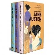Box Grandes obras de Jane Austen 2  - Box