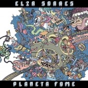 CD -Elza Soares - Planeta fome