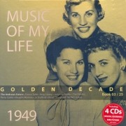 CD The Andrews Sisters - Golden Decade - Music of my Life
