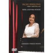 DVD Valsas brasileiras - Piano Masterclass