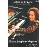 DVD Valsas de esquina - Piano Masterclass