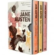 Grandes Obras de Jane Austen (Box)