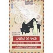 Livro cartas de amor - Francisco Mignone e Maria Josephina Mignone