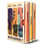 Mestres da aventura (Box com 3 livros)