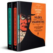 O grande livro dos vilões e vigaristas - Box