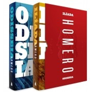Odisseia e Ilíada (Box)