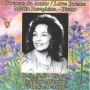 Poemas de Amor / Loves Poems - Maria Josephina - piano