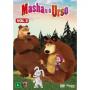 DVD Masha e o Urso - Vol.02