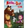 Masha e o Urso - Vol.01 - DVD
