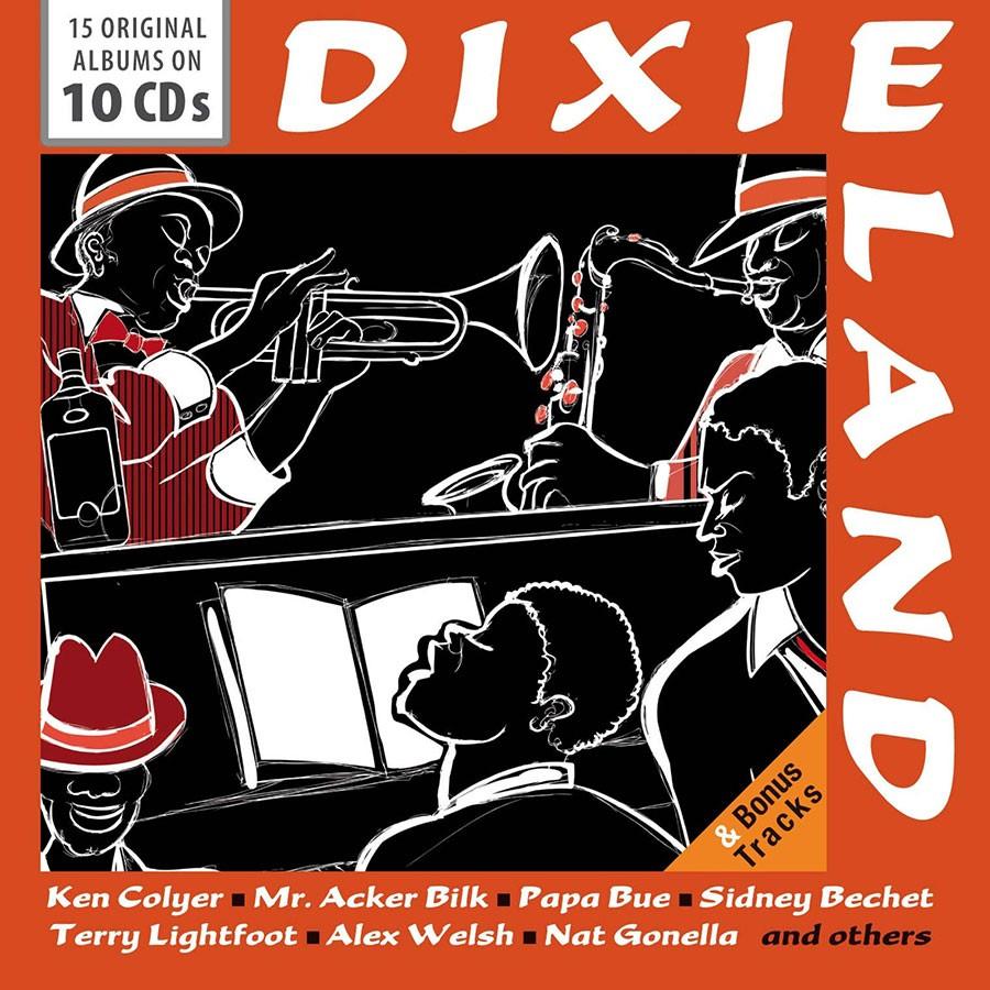 Dixieland 10 CDs