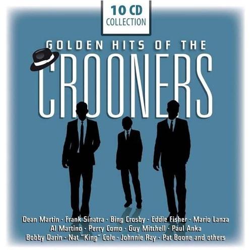 Golden Hits of The Crooners (Box com 10CDs)