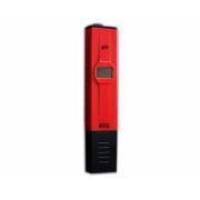 pHmetro Portátil Tipo de Bolso pH 0 - 14 com Compensação Automática de Temperatura