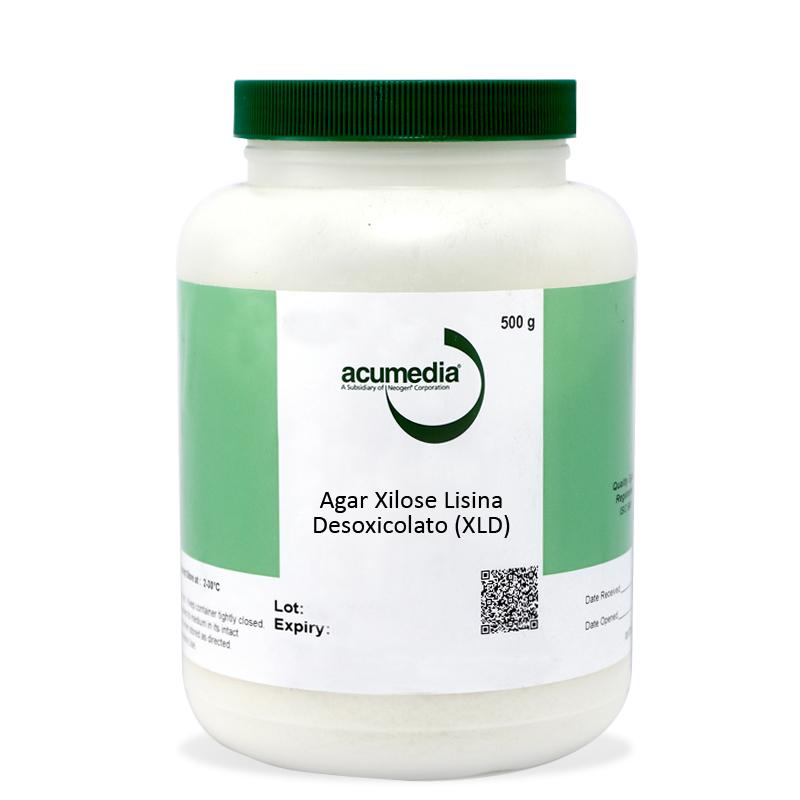 Agar Xilose Lisina Desoxicolato (XLD) 500g