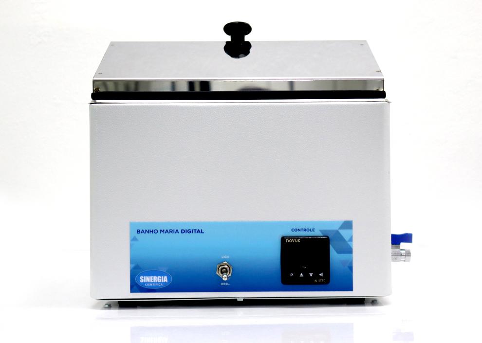 Banho Maria Digital Capacidade 10L