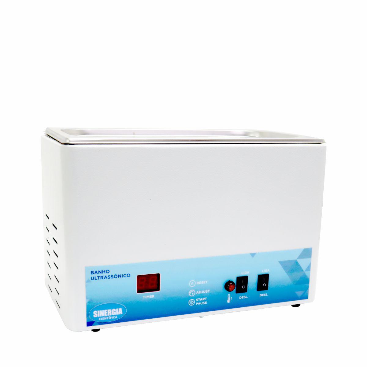 Banho Ultrassônico 3,8L