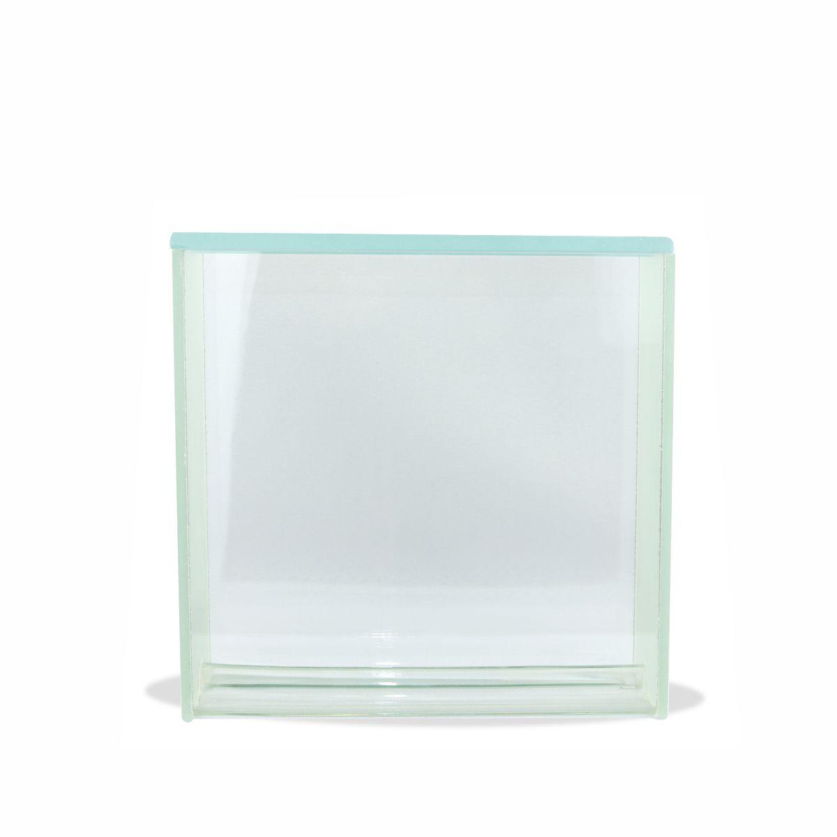 Cuba de Vidro para Placas TLC 20 X 20 cm