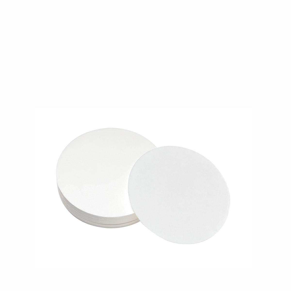 Papel Filtro Tipo Mata Borrão Gramatura 250 g 125 mm (100 unidades)