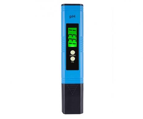 pHmetro Portátil Tipo de Bolso pH 0 - 14