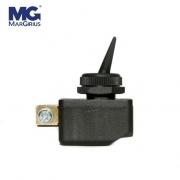 Chave MarGirius Alavanca Plástica Liga/desliga CS-301DA1 Unipolar 6A