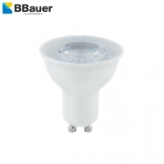 Lâmpada Super Led BBauer Dicroica GU10  4,8W  3000K BIVOLT