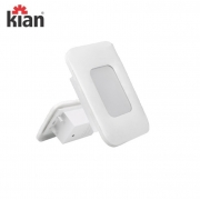 Luminária Led  Kian Wall Light Embutir Parede 2W 3000K