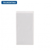 Módulo Interruptor Bipolar Simples Tramontina  10A  250V  57115/004  Branco
