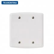 Placa Cega Tramontina 4x4  Lux²  57105/021 Branca