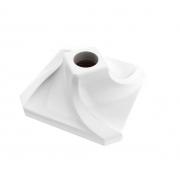 Plafonier Spiralle  Plafon Quadrado Soquete E27 Bocal Porcelana