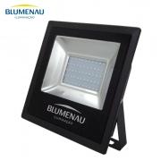 Refletor LED Blumenau 50W Luz Decorativa Verde 76505000